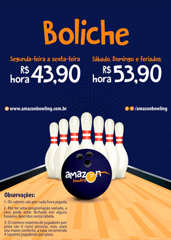 Boliche - Amazon Bowling