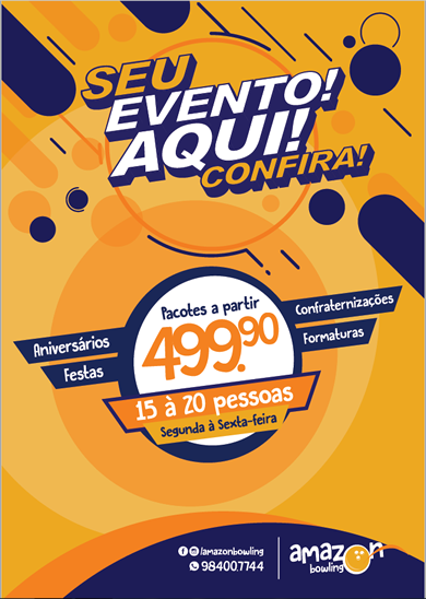 Evento no Amazon Bowling